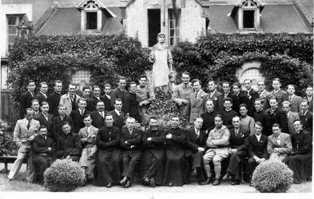 Anciens élèves 1935