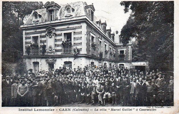 Villa Marcel Guillet 1933