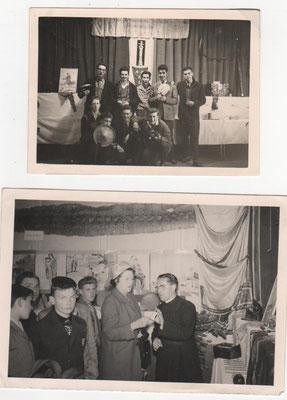 expo sur les missions(CHINE) 1958 Père PERCKE (père cathé)