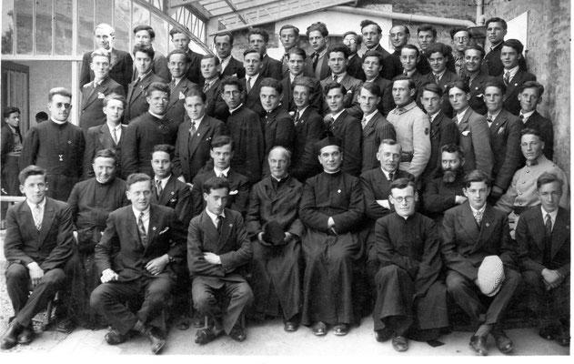 Fête des anciens 1933