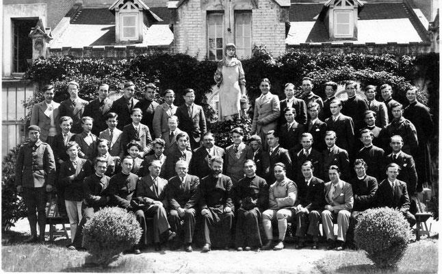 Anciens élèves 1937