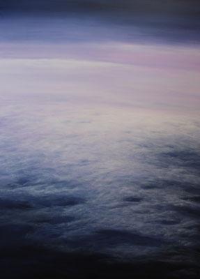 Eternity, 2021, Acryl auf Leinwand, 140x100 cm