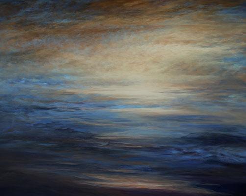 Where do I go?,2020, Acryl auf Leinwand, 140x160 cm