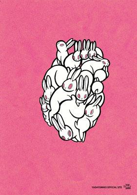 HEARTー兎ー