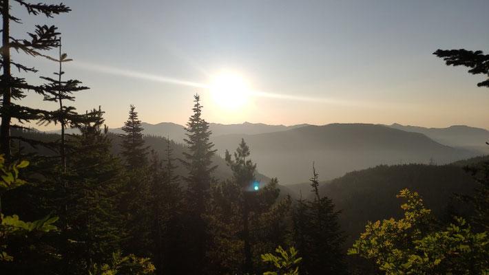 """Sonnenaufgang"", 6:30 Uhr"
