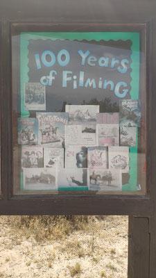Die Vasquez Rocks waren unzählige Male Kulisse für Kinofilme