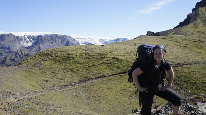 """Island (2012) - Trekkingtour """"Laugavegur"""""""