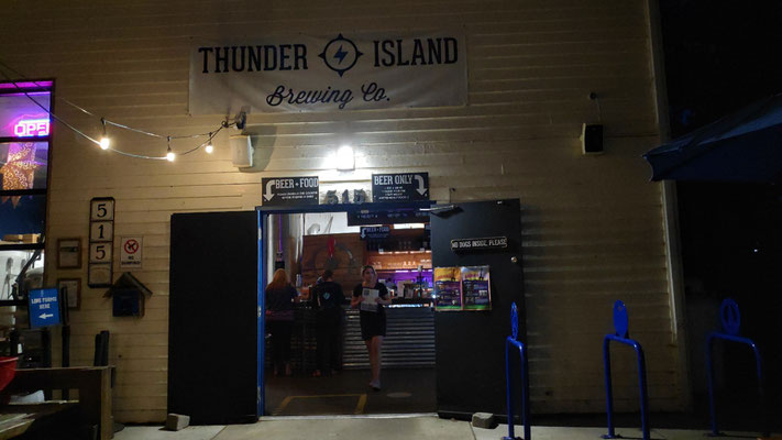 Im Thunder Island Brewing