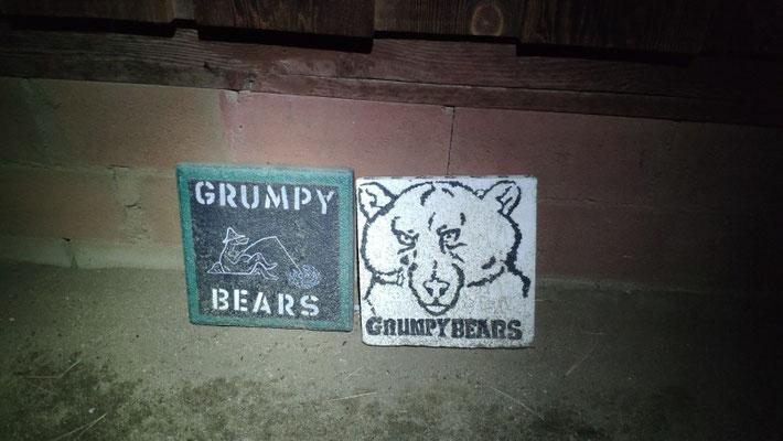 Grumpy Bears Retreat am Abend