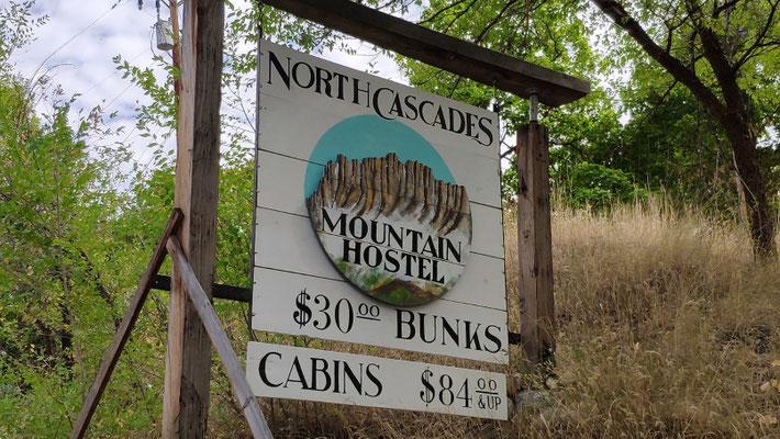 North Cascades Mountain Hostel