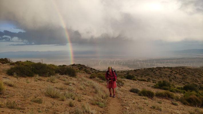 Over the Rainbow - mal buchstäblich