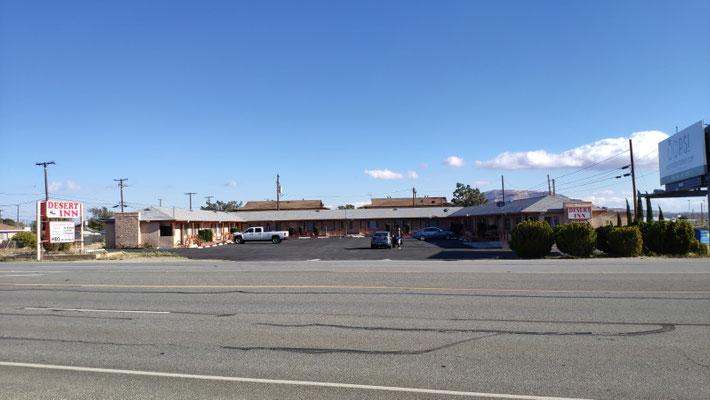 Das Motel Desert Inn