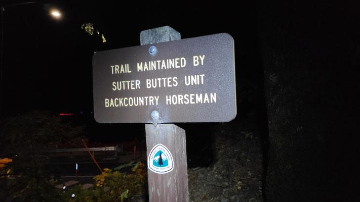 Trail gefunden