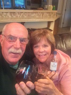 Zur gleichen Zeit: Ron und Carol