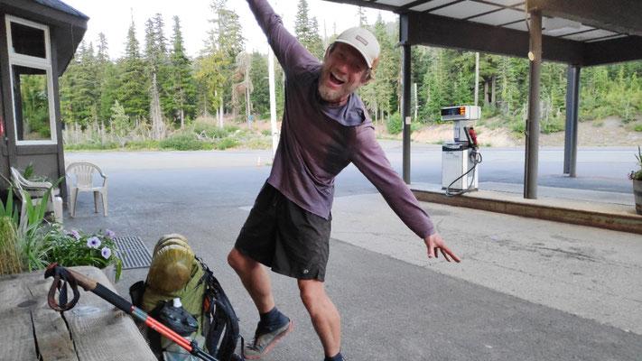 DD aus Dresden fliegt nur so über den Trail, z.B. Oregon in zwei Wochen.