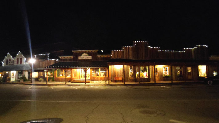 Winthrop by night