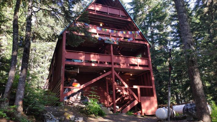 The Mountaineers Lodge