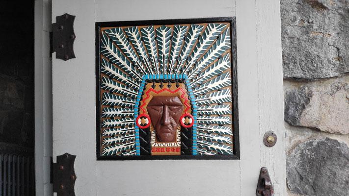 Das Haus bietet viel Kunst und Kunsthandwerk - alles aus der Zeit seiner Entstehung