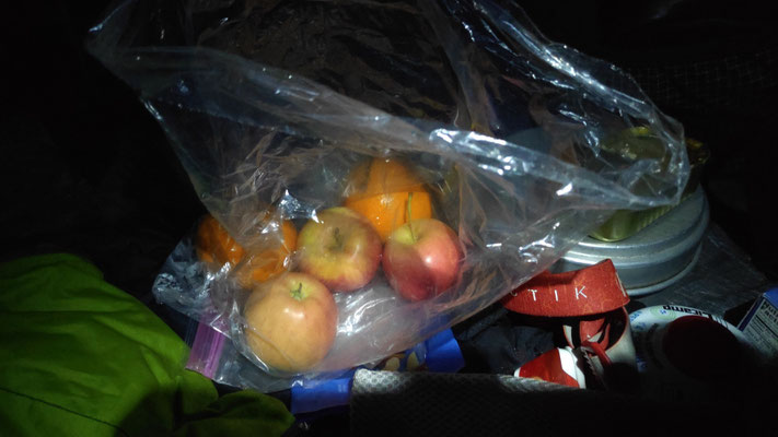 Obst von Joe und Carsun