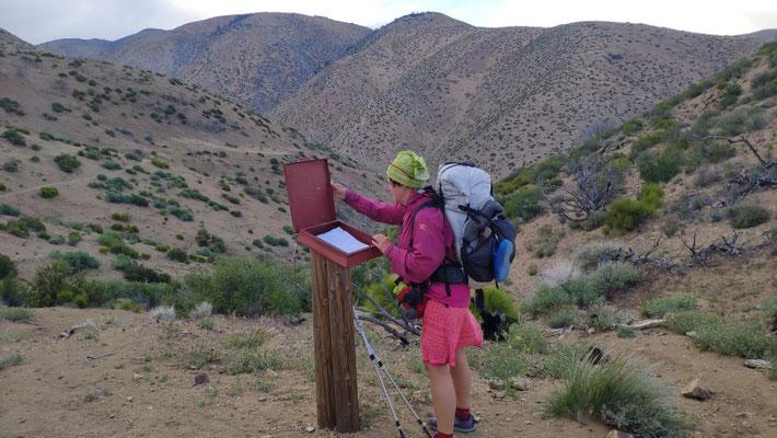 Trailregister