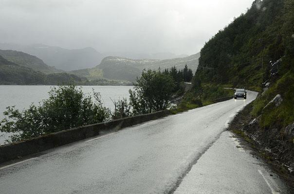 Straße zum Kannenstein