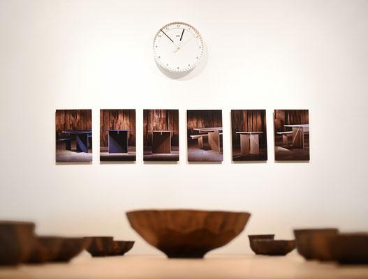 Scénographie et mobilier pour Ulto éditions. Photo: Alain Surelle. Pierre Dubourg 2018