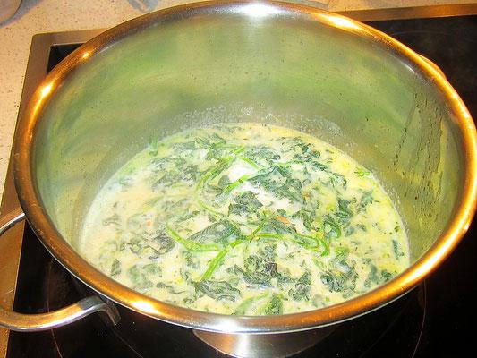 5 min. kochen