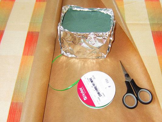 papier, band und schere