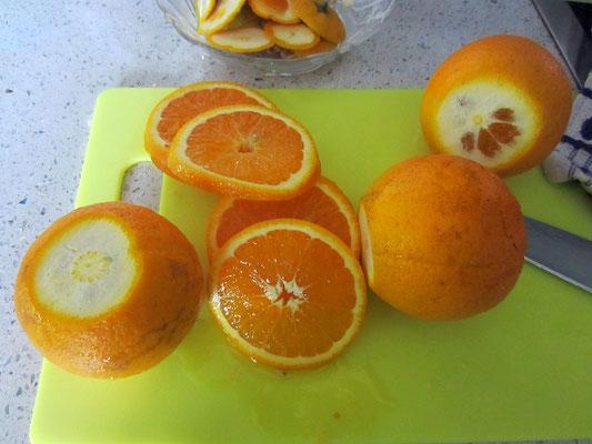 bio-orangen dazugeben. jeden tag umrühren und immer wieder