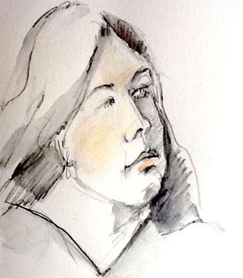 Anaïs 2 von Rosmarie