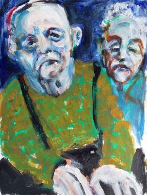Hanspeter und Gottlieb von Corina