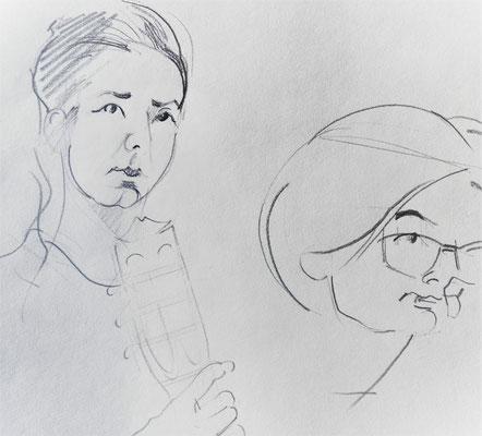 Chiara und Elisa von Fritz