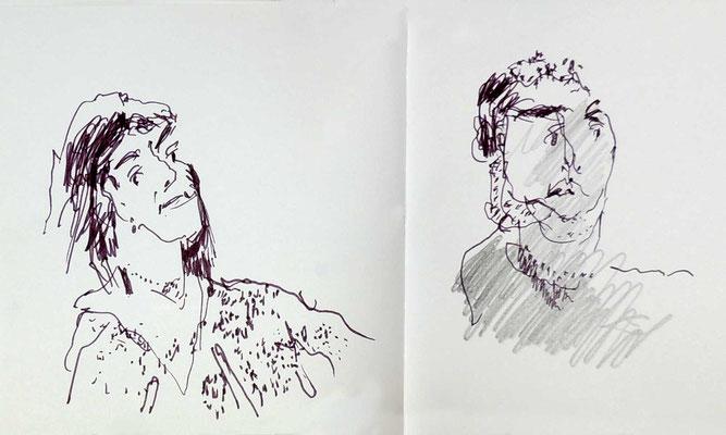 Anaïs und Timon von Heinz I.
