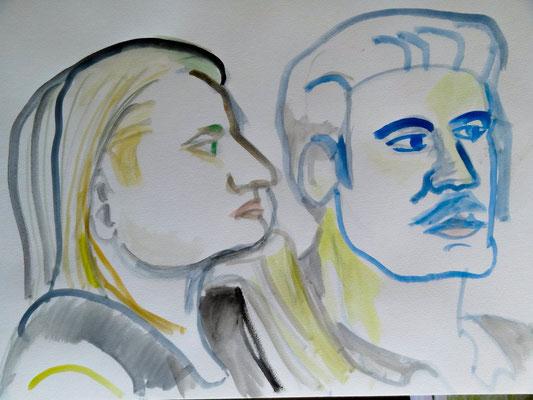 Marlena und Sven by me, Fredi