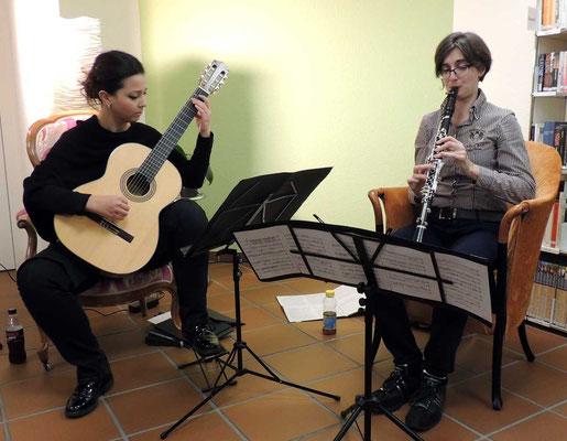 Chiara und Elisa