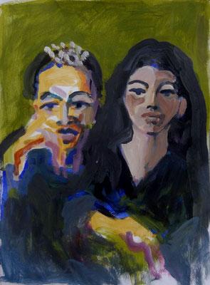 Timon und Anaïs 1 von corina