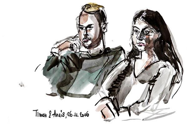 Anaïs & Timon von Ellen