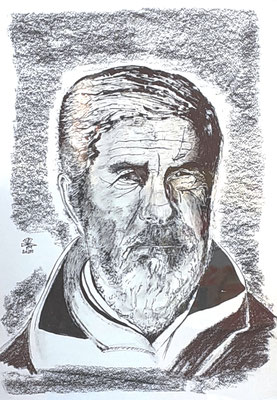 Giuseppe - Tusche