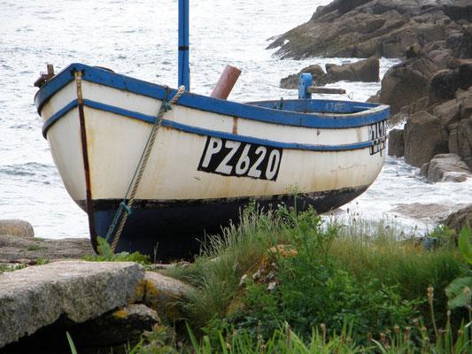 In der Nähe von Portcurno