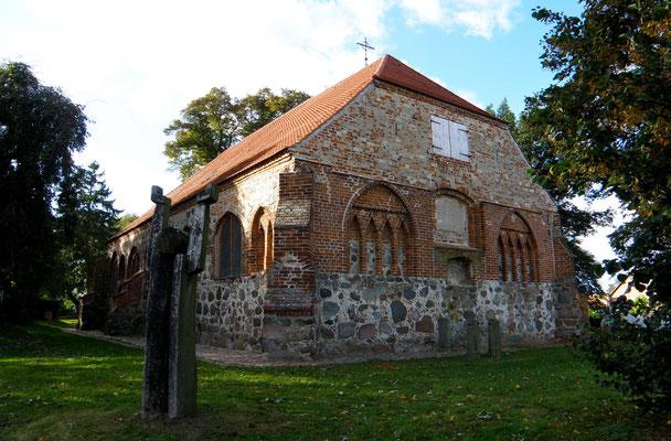 Kirche auf Usedom