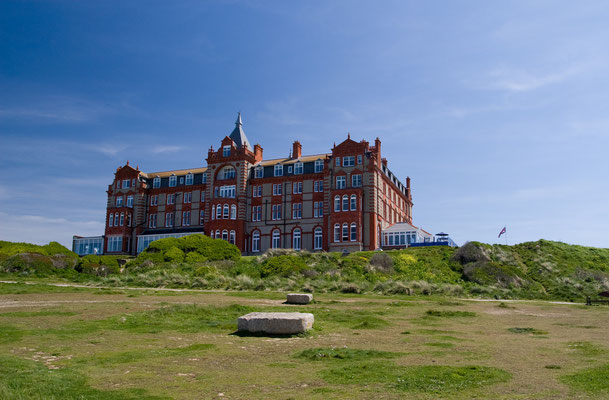 Headland Hotel in Newquay