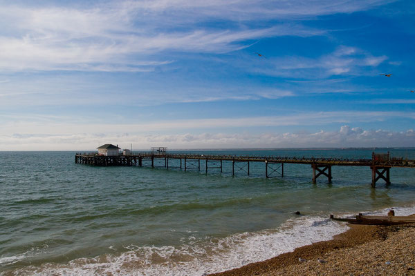 Totland Bay, Isle of  Wight