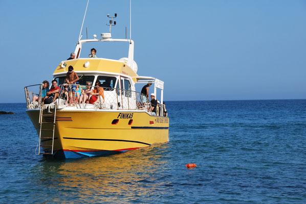 La Milonga Tangoschiff Strandfest Kreta