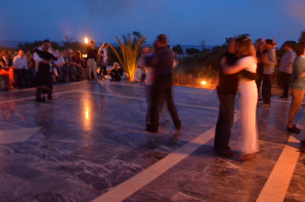 Kreta ! Strandfest Tango am Meer