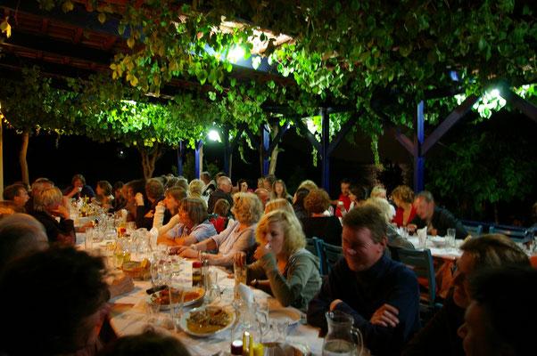 Tango auf Kreta Taverne