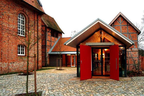 Gartow Gemeindehaus