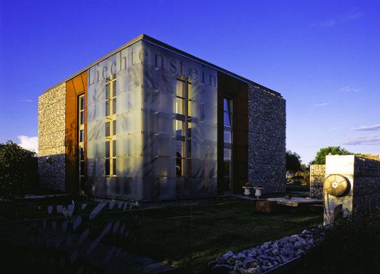 Privathaus eines Architekten