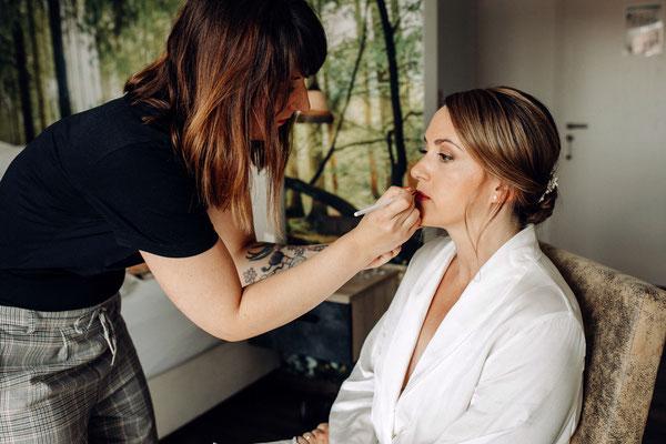 Luisa Mähringer Fotografie; Ich:Haare&Make Up