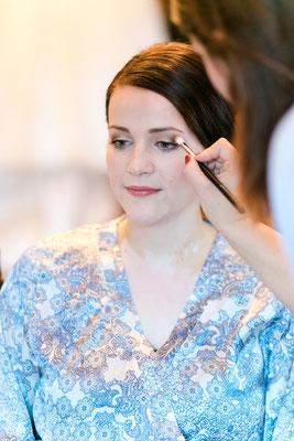 Alexandra Maria Fotografie; Ich: Make Up