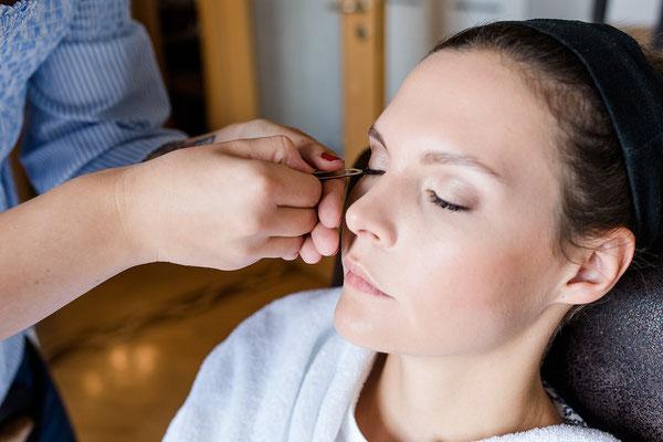 Karin Dietzel Fotografie; Ich: Haare & Make Up